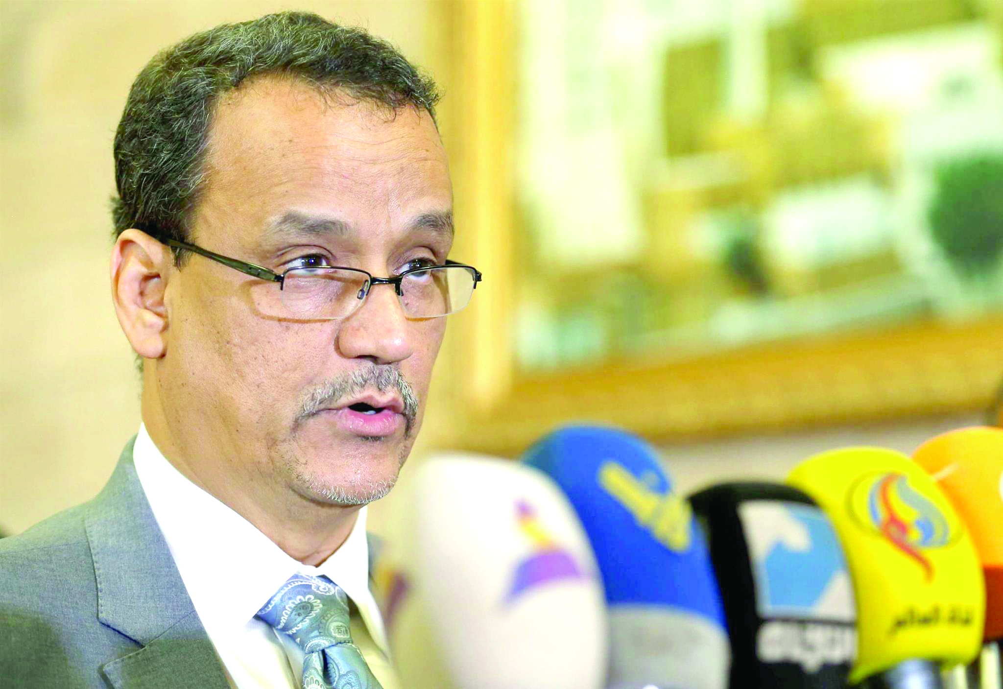 Seasoned diplomat. Newly appointed Mauritanian Foreign Minister Ismail Ould Cheikh Ahmed.(Reuters)