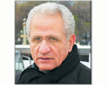 Hussein Mahmoud Hamouda, professor of Italian literature and language at the College of Arts of Helwan University. (Al Arab)