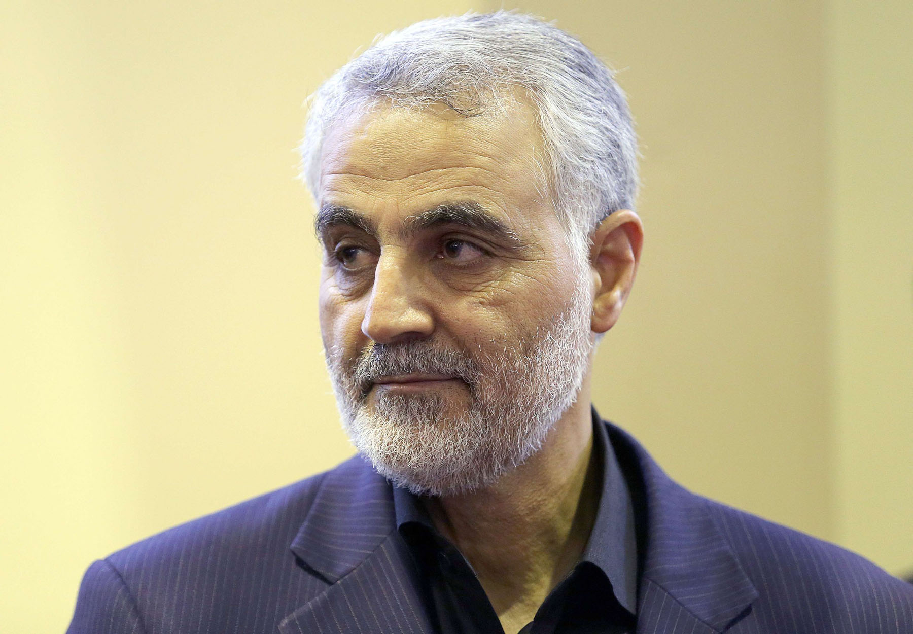 Spearhead of Iran's expansionist policy. Major-General Qassem Soleimani, the commander of Iran's al-Quds Force. (AFP)