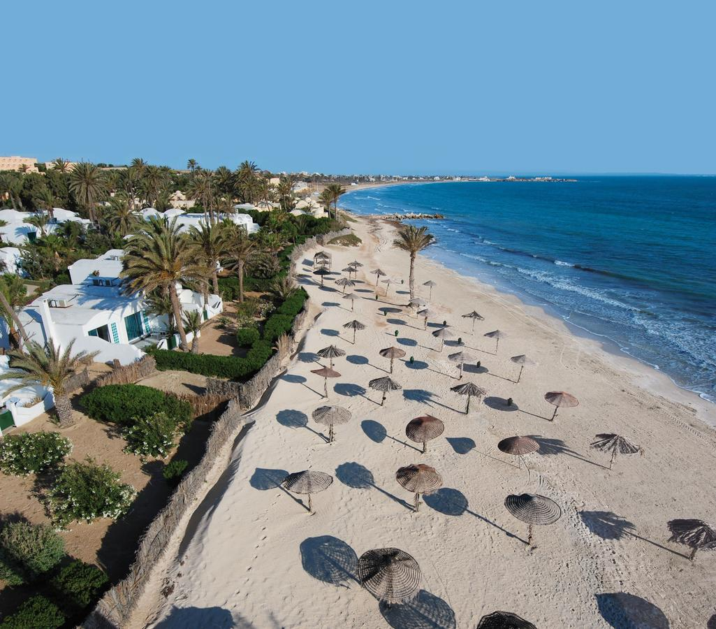 A view of a beach in the coastal town of Zarzis.  (Tunisian Tourism Ministry)