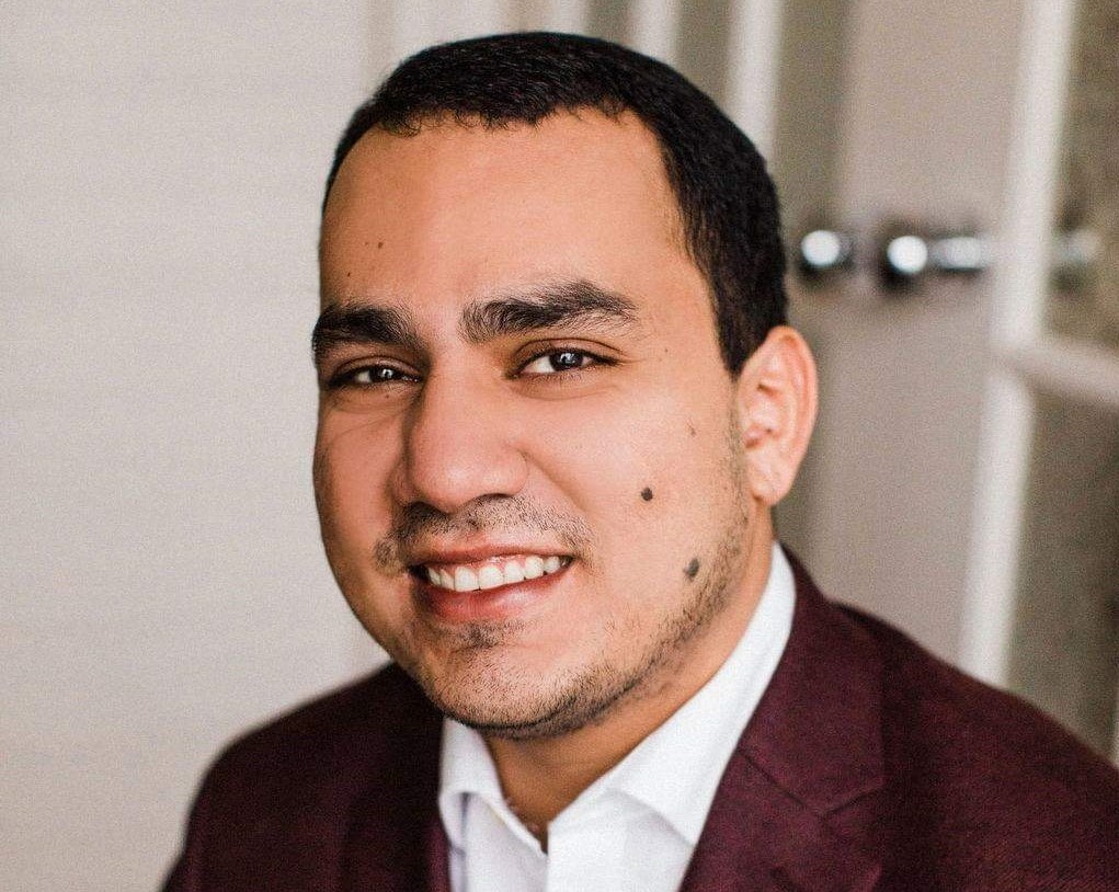 Faisal Saeed al-Mutar, founder of Ideas Beyond Borders, a US-based translation initiative. (Courtesy of Faisal Saeed al-Mutar)