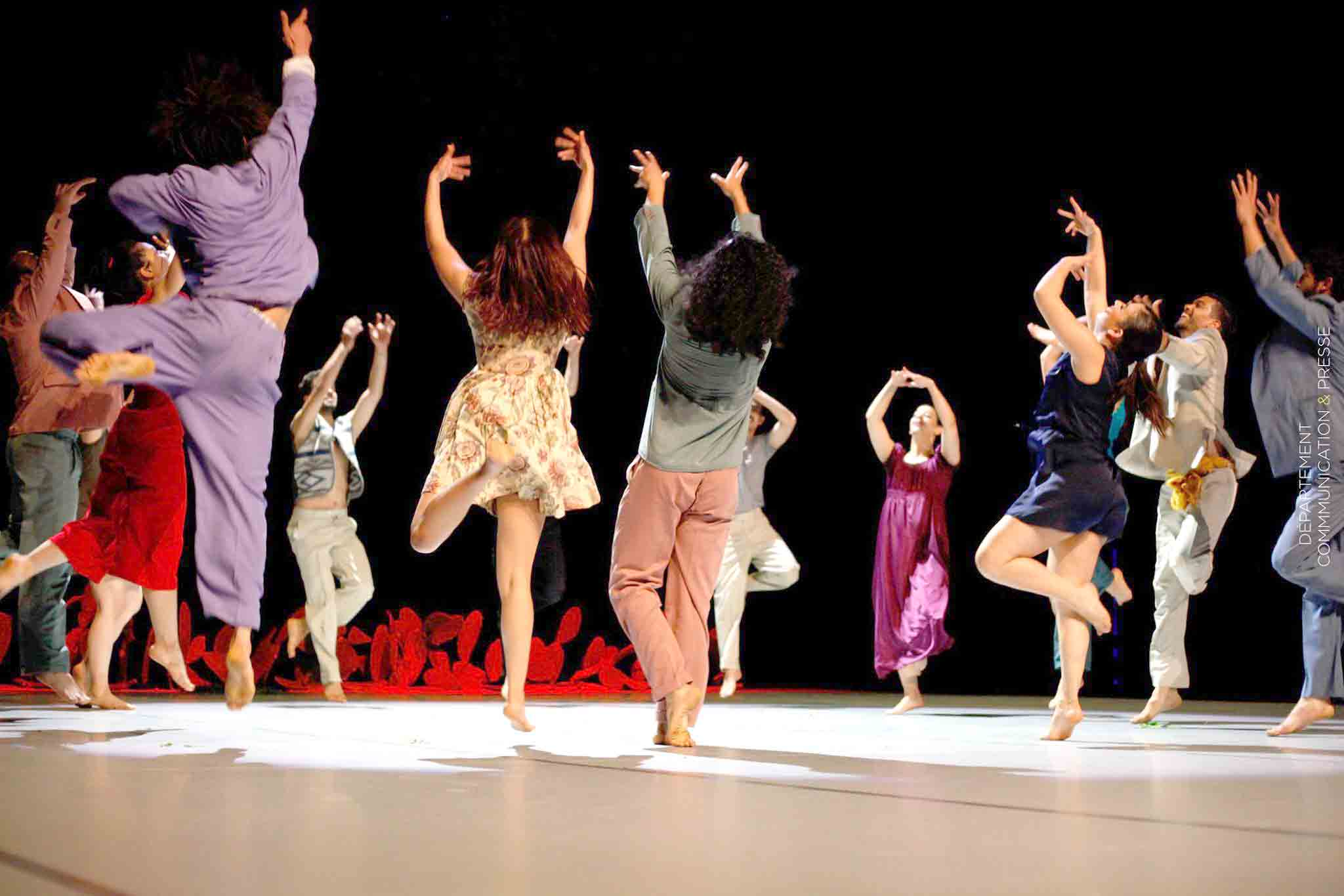"Dancing to the beat. ""Four Seasons"" performed by The Ballet of the Opera of Tunis.(Carthage Dance Press)"