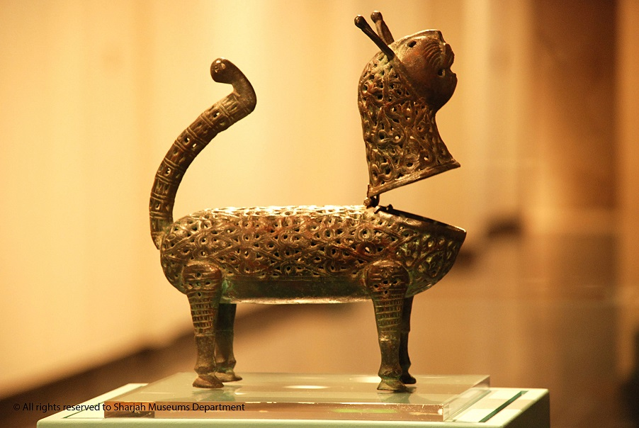 A journey through history. An old Islamic artefact on display at the Sharjah Museum of Islamic Civilisation.  (Sharjah Museum of Islamic Civilisation)