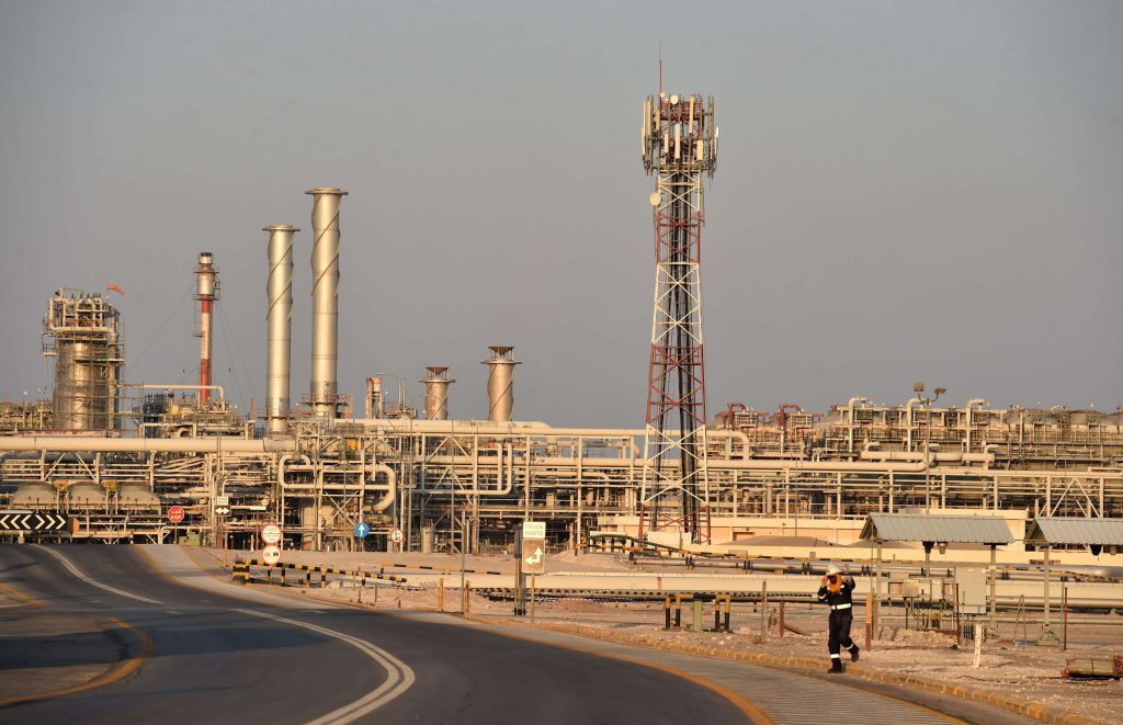 Proactive mode. A general view of Saudi Aramco's Abqaiq oil processing plant. (AFP)