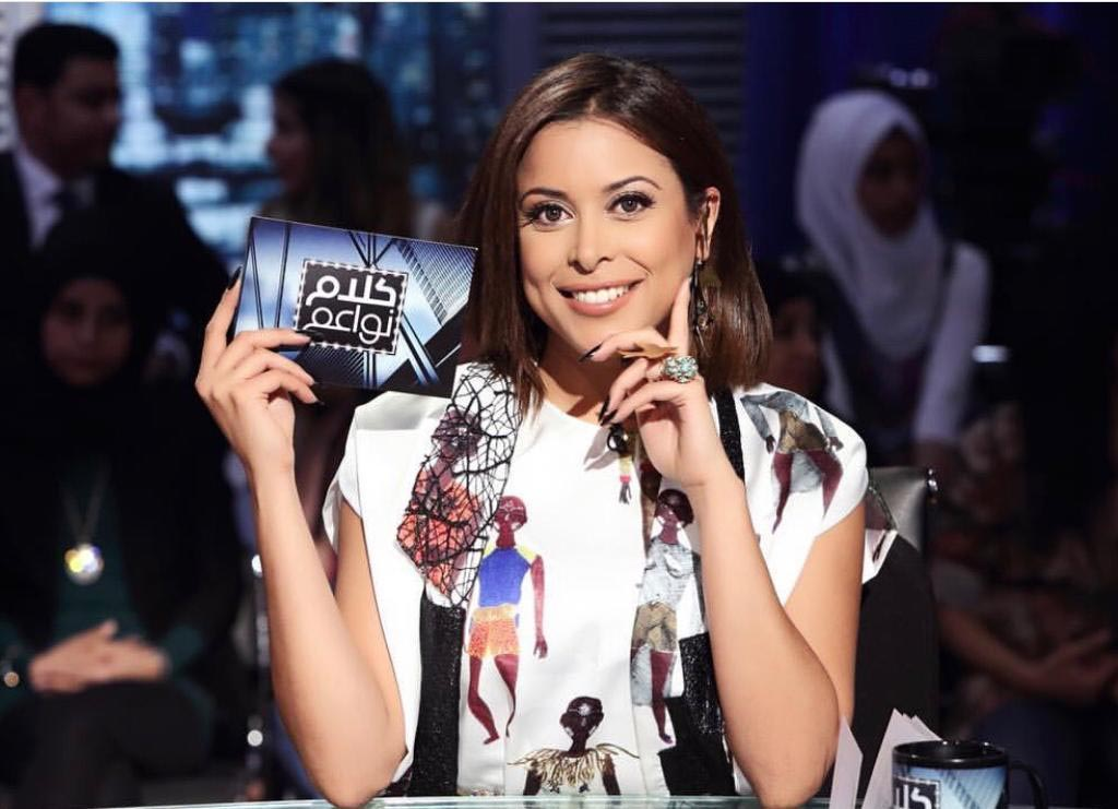 Kuwaiti actress, journalist and former MBC talk show co-host Nadia Ahmad. (Courtesy of Nadia Ahmad)