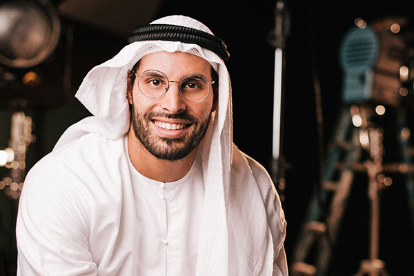 HE Mohamed Al Mubarak, Chairman of twofour54 and Image Nation Abu Dhabi. (CREDIT)