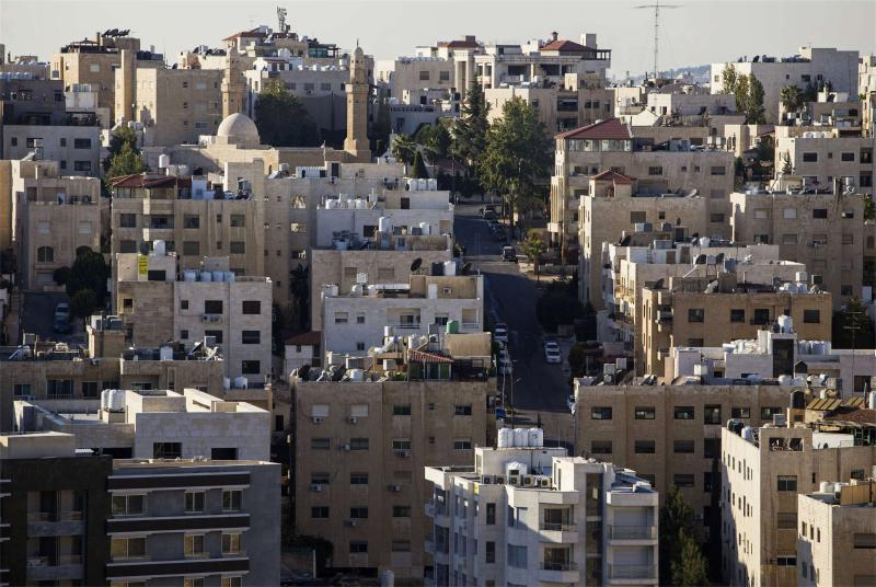 Jordan real estate market facing uphill struggle | Roufan