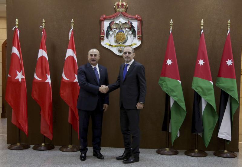 Jordan Suspends Free Trade Agreement With Turkey Over Unfair