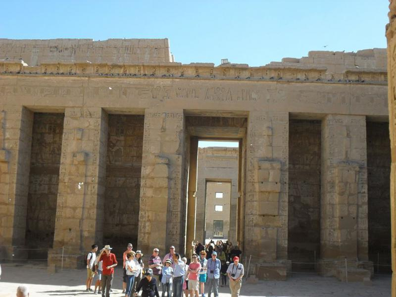 Southern Egypt temple offers unique insight into ancient Egyptians