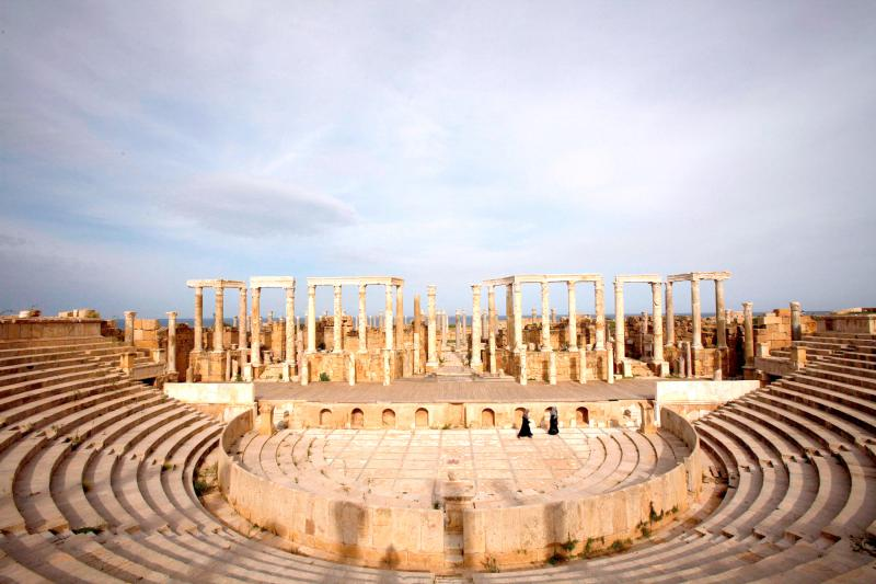 World Heritage In Syria And Libya Agonising Under The World S Idle