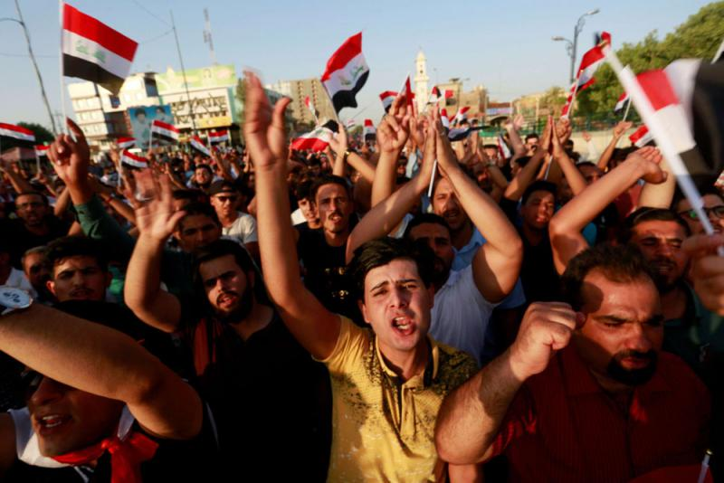 Key dates in Iraq since May's national elections Iraq_Reuters_1