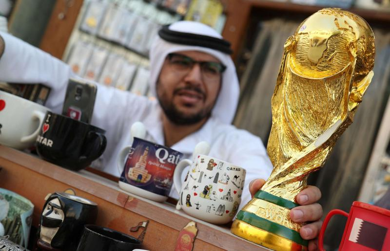 df43204f961 Mounting calls to strip Qatar of 2022 World Cup after  black ...