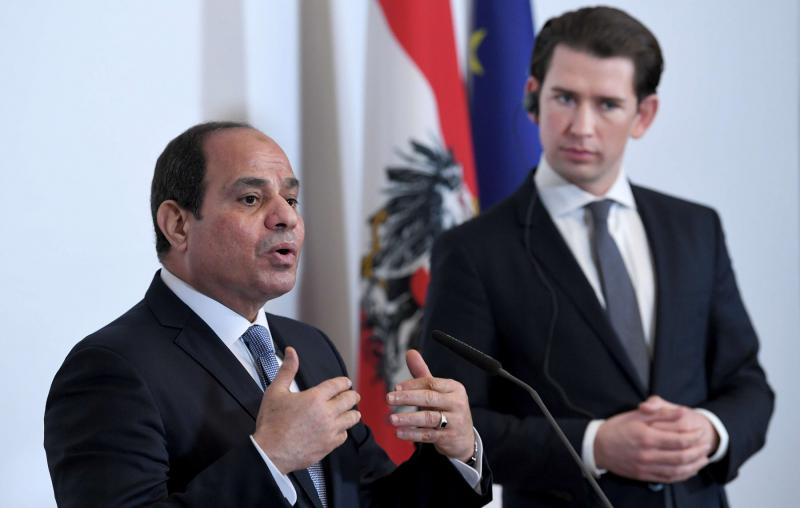 egypt s el sissi claims most painful of