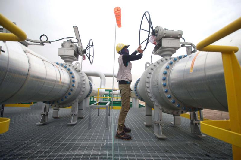 Iraqi oil and gas projects intersect with Iranian interests