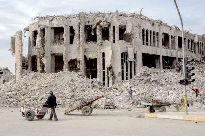 A year after Kuwait conference, Iraq is no closer to reconstruction