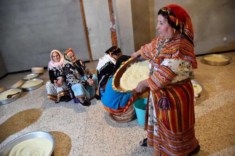 Maghreb bid to secure world heritage status for Couscous