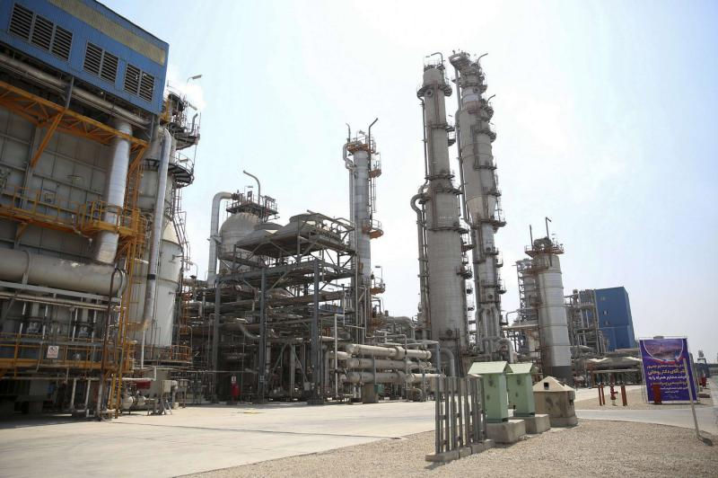 Iran's petrochemical ambitions in tatters after new wave of US
