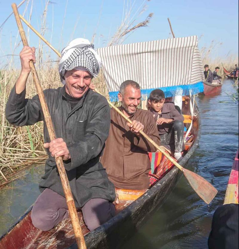 Safina Project resurrects ancient Iraqi vessels on Euphrates