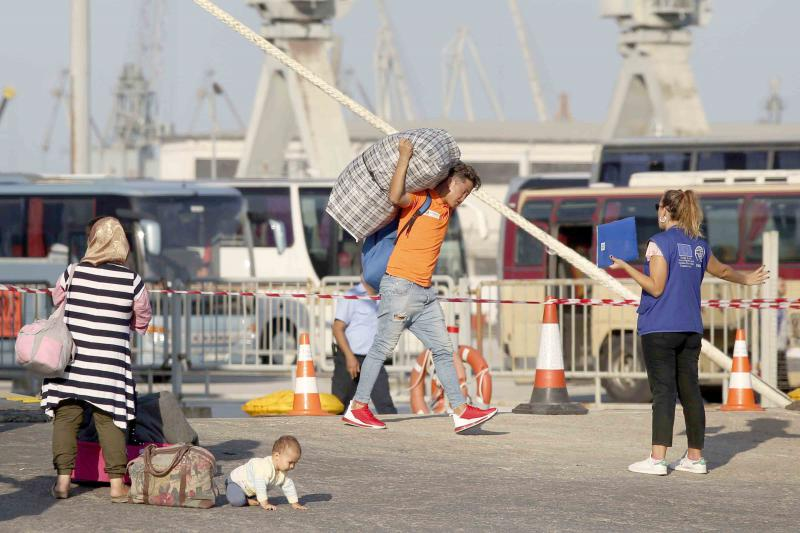 As refugee numbers rise, Greece and Turkey face new border