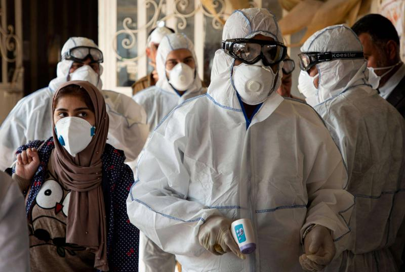Iran Reports 5 Deaths Among 28 Cases Of Coronavirus Lebanon Its First Case Aw
