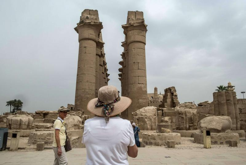 Fears Egypt S Tourism Sector Could Be A Casualty Of Covid 19 Aw