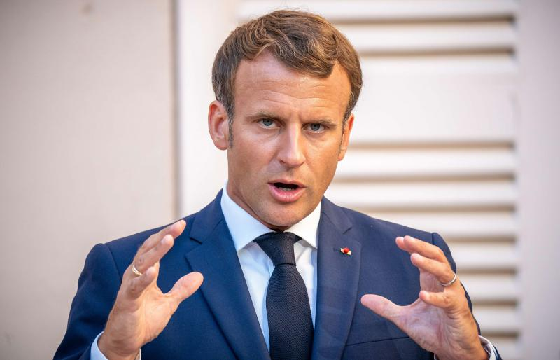 Macron To Visit Iraq This Week In Support For Sovereignty Aw