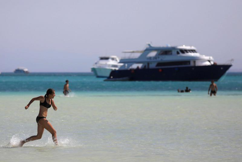 Pandemic Dampens Expectations Of Egypt S Tourism Recovery Aw