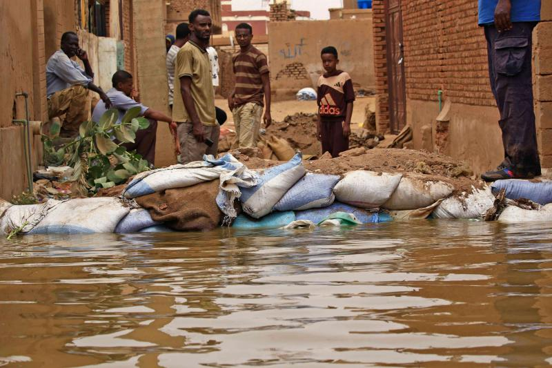 Scores killed in Sudan floods, state of emergency declared | | AW