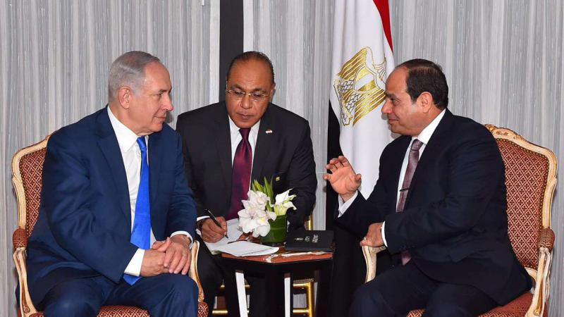 Egypt mulls prospects of relations with Israel before Netanyahu visit || AW