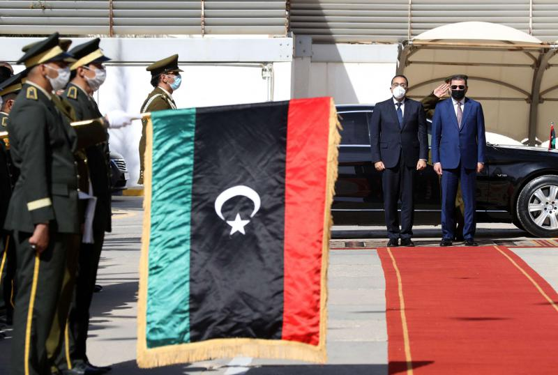 Those who yearn for war in Libya