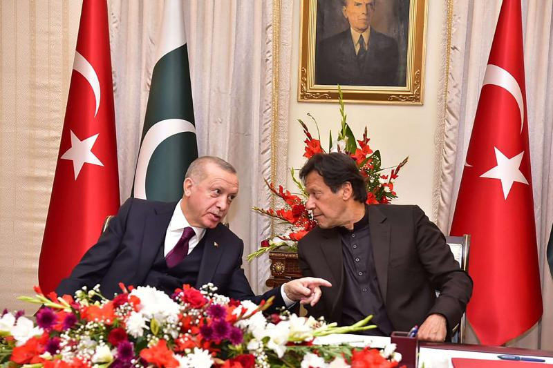 With Pakistani help, Turkey reaches out to Taliban as they capture more  territory | | AW