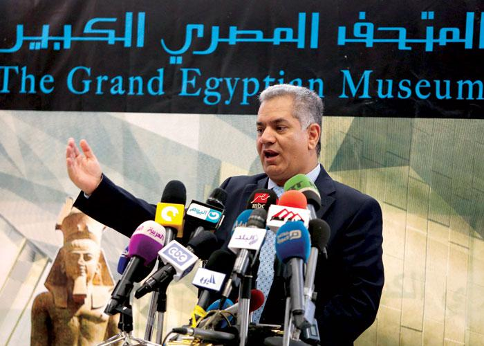 Egypt short of cash to build its Grand Museum | Amr Emam | AW