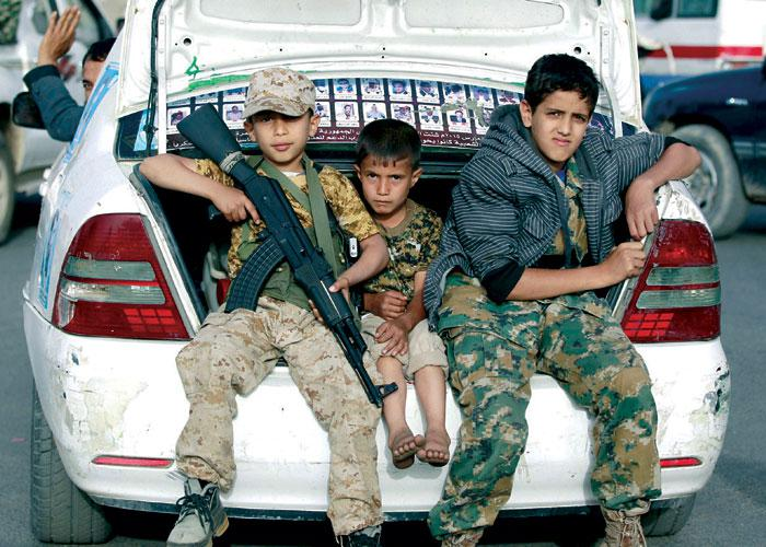 More child soldiers fighting in Yemen war   Mohamad Abul-Qassem   AW