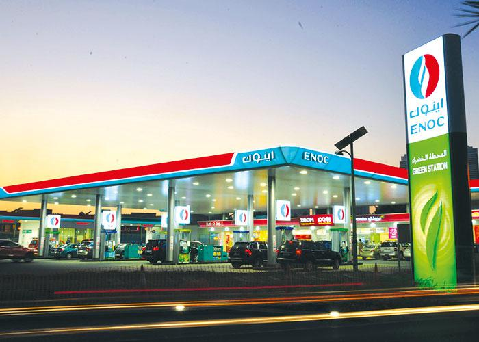 Gas Stations With Car Wash >> Dubai's 'green' petrol station is first in the Middle East ...