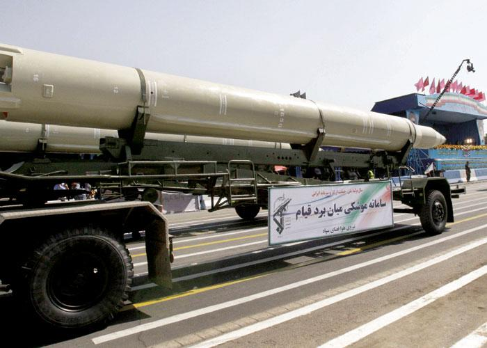 Iran's growing power could be explosive | Ed Blanche | AW