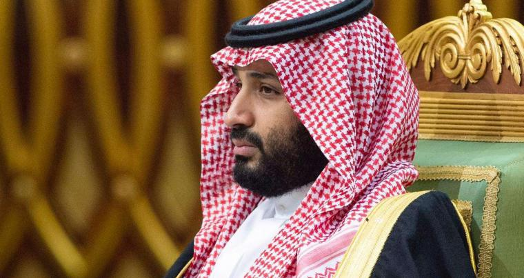 A 2019 file picture of Saudi Arabia's Crown Prince Mohammed bin Salman. (REUTERS)